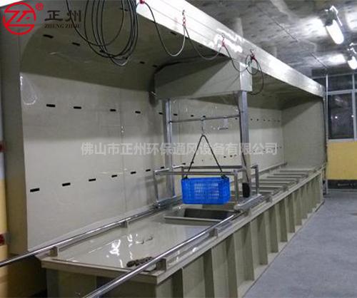 华南机动技研洗设备