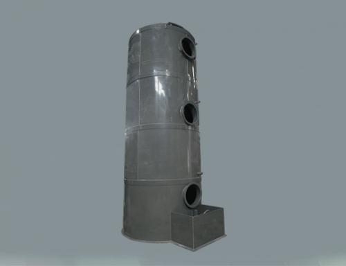 PVC立式喷淋塔